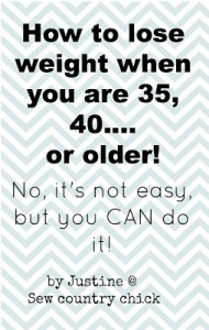 How To Lose Weight When You are 35, 40, or older!
