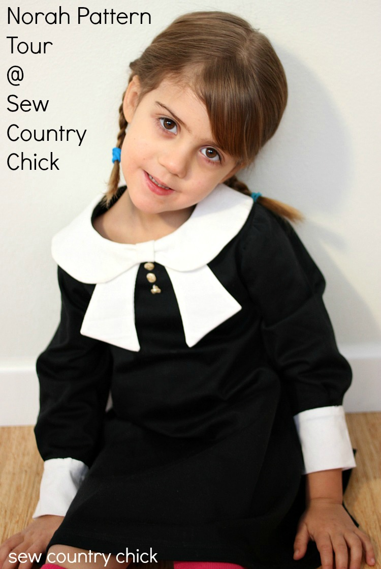how to make a wednesday addams costume