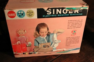 Feminism and sewing