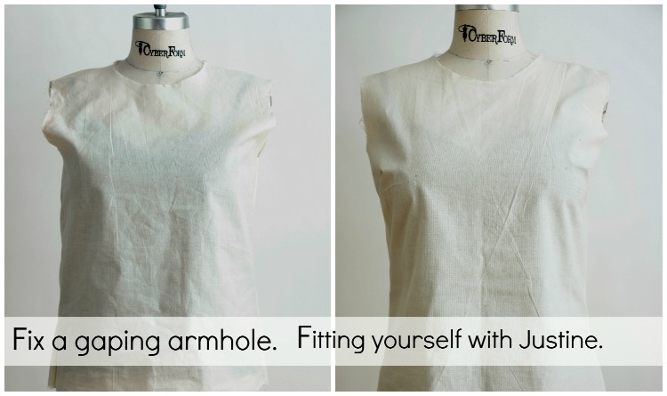 How to add a Side Dart for Proper Fit - The Sewing Rabbit