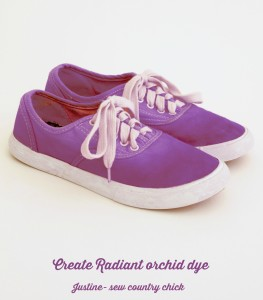 Create Radiant Orchid Dye