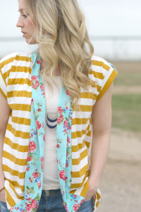 Ojai Wrap By Abby from Sew Much Ado